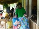Panguna District - Geschenke zum Schulabschluss