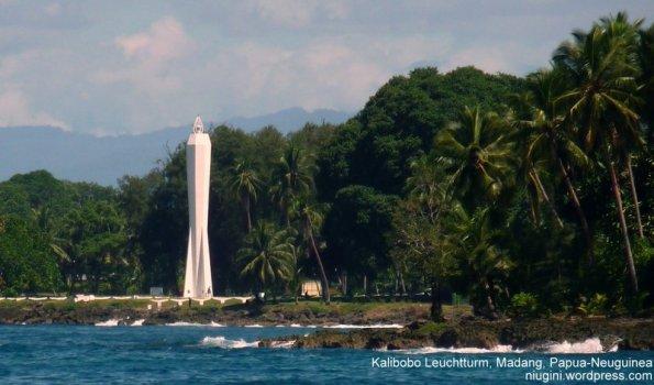 Kalibobo Leuchtturm, Madang